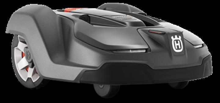 husqvarna roboter unter dem produktnamen automower zu kaufen aufsitzrasenm her portal. Black Bedroom Furniture Sets. Home Design Ideas